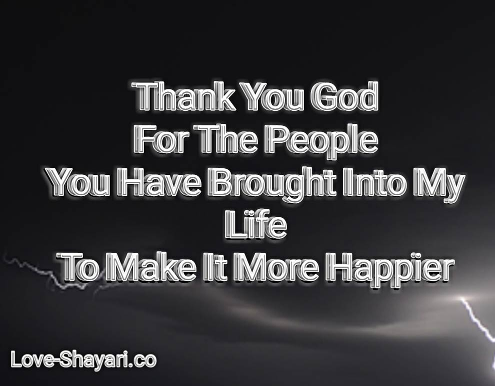 inspirational thank you god quotes