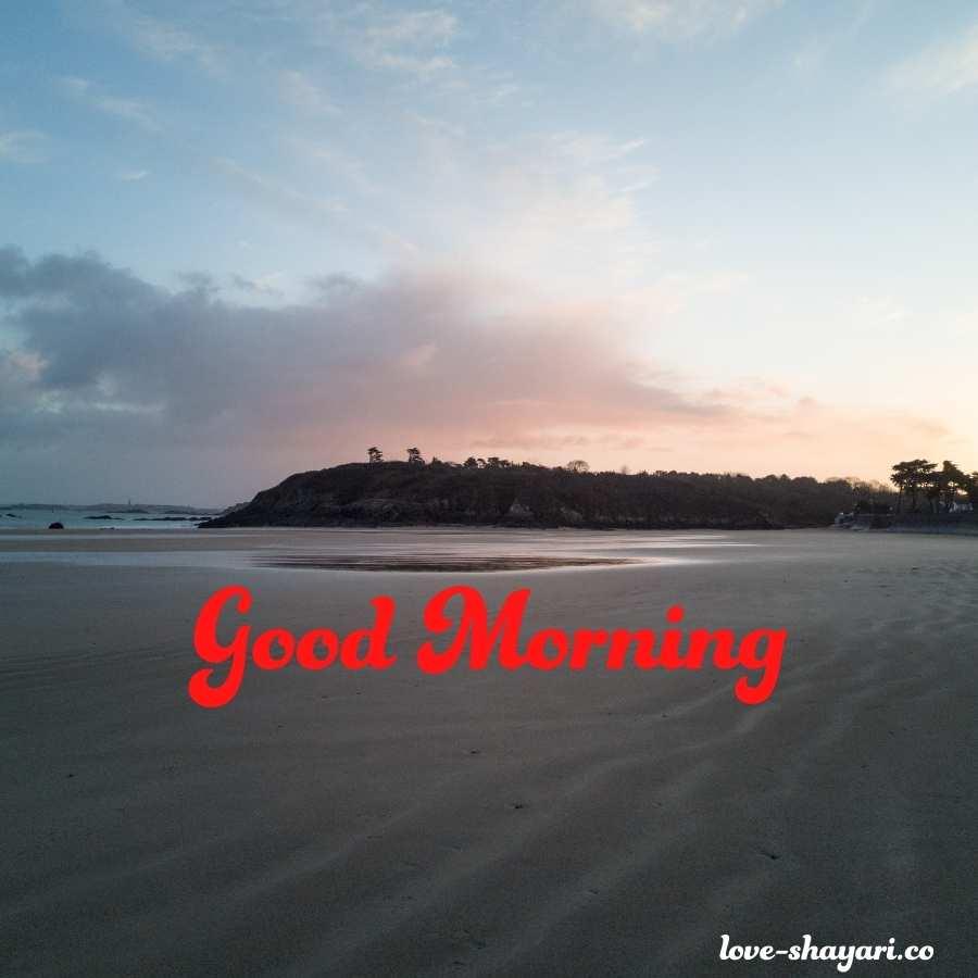 good morning pic shayri