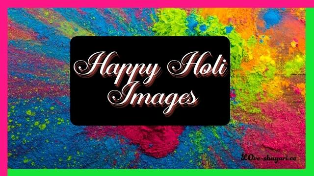 Happy Holi Images photo 2021